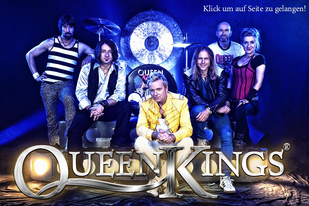 03 Konzert:  The QueenKings